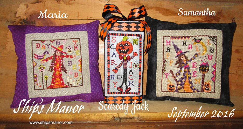 New Girls and Scaredy Jack are available now!